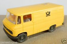 MICRO WIKING HO 1/87 MERCEDES  L 406 POSTE PTT POST ALLEMANDE