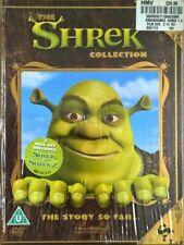 Shrek/Shrek 2 (DVD, 2006, 2-Disc Set, Box Set)