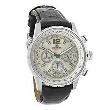 Rotary Aquaspeed Mens Silver Dial Chronograph Quartz Watch GS60175-31