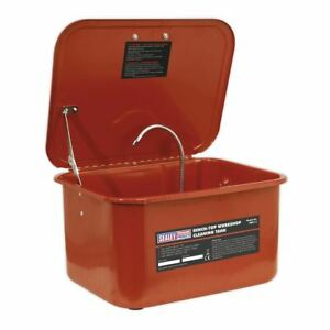 Sealey Parts Cleaning Tank Bench/Portable SM21
