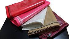 ( 50 PC )Oneside Clear Plastic Clothes Sari Saree Garment Storage , cover Bags