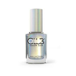 Color Club Halo Hues Holographic Nail Polish 1097 Fingers Crossed 0.5oz