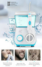 Dental 10stages water pressure control Oral Flosser Tooth Care Cleaner a119