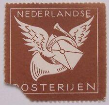 Nederland 1954 - Sluitzegel Nederlandse Posterijen (4)