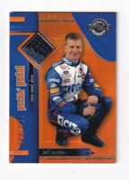 2003 American Thunder PUSHIN' PEDAL #PP1 Jeff Burton BV$20! #009/285! SCARCE!