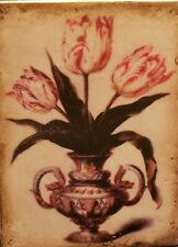 "Sid Dickens ""T - 337 Tulips"" Memory Tile - Renewal - Fall 2011 Collection"