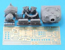 La produzione di legenda, LF1305 M60A1 set dettagli di base (per AFV CLUB), Scala 1:35