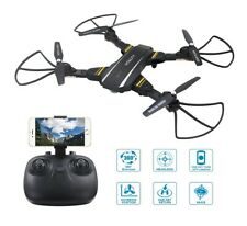 Foldable RC Drone 2.4Ghz 6-Axis WIFI 720P HD Camera Quadcopter Remote Control