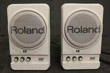 Roland Ma-12Microi Monitors (2)