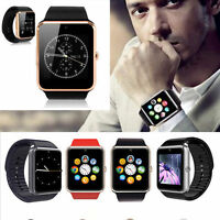 2017 GT08 Touch Screen Bluetooth Smart Wrist Watch Phone Mate For Android & IOS