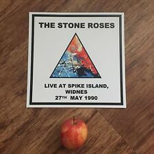 Spike Island  8x8 STONE ROSES PRINT MANCHESTER WIDNES GIG HEATON PARK ETIHAD
