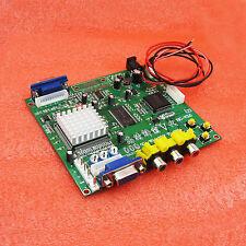 Arcade Game RGB/Cga/Ega/Yuv A Vga Convertidor De Video Hd placa HD9800/GBS8200 Nuevo
