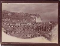 Roma Roma Italia Foto Amateur Viaggio IN Italia 1898 Vintage