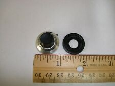 """Beckman 2600 15 Turn Counting Dial Helipot Potentiometer Knob 1/4"""" Shaft"""