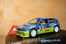 SCX Scalextric Slot Ninco 50202 Toyota Corolla Catalunya - Costa Brava 2000