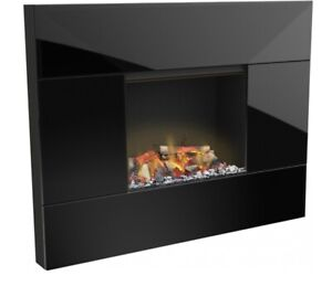 DIMPLEX TAHOE TAH20 OPTI-MYST WALL MOUNTED ELECTRIC FIRE (Frame Only)