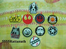 Free shipping 10 PCS STAR WARS MOVIE Collection iron on PATCH BADGE