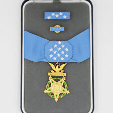 Boxed US Medal Badge Congressional Army Order of Medal Honor of Army Rare!!