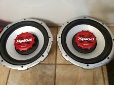 Sony TS-A6991G subs old school rare Japan one pair