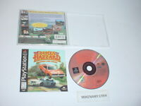 THE DUKES OF HAZZARD: RACING FOR HOME game complete - Sony Playstation / PS2