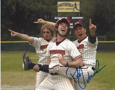 ACTOR ROB SCHNEIDER SIGNED BENCHWARMERS 8X10 PHOTO COA SATURDAY NIGHT LIVE SNL