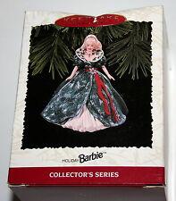 Hallmark Keepsake Holiday Barbie Series Christmas Holiday Ornament 1995 New Box