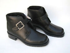 Women's Martino  Ziggy Black Boots US Size 9.5 EU 40.5