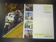 Hannspree Ten Kate Honda WSS 2007 #54 Kenan Sofuoglu (TUR)