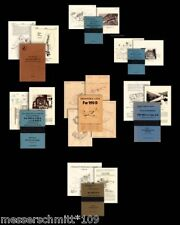 WW2 German Manuals & Handbooks Compendium - Fw190 A-D
