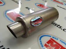 Kawasaki ZX6R 98-02 G-A1P Titanium GP PRO RACE Motorbike Exhaust Can