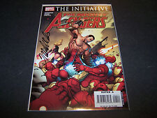 SIGNED FRANK CHO MIGHTY AVENGERS #4 VS ULTRON THE INITIATIVE ARES GOD OF WAR