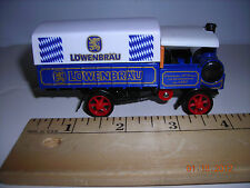 Matchbox 1917 Yorkshire Steam Wagon Lowenebrau Beer YGB-12 NEW out of box Nice