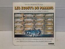 BO FILM LES EGOUTS DU PARADIS de JEAN PIERRE DOERING 49472