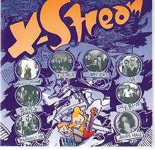 Various Artists / X-Stream (Weezer, Live, Elastica…. )  Promo
