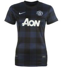 Nike Manchester United Damen Away Trikot Schwarz Größe XL Neu mit Etikett