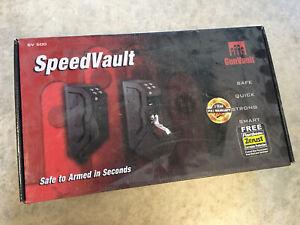 GunVault SpeedVault Handgun Safe - SV500