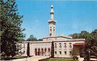 Washington DC c1961 Postcard The Islamic Center Mosque