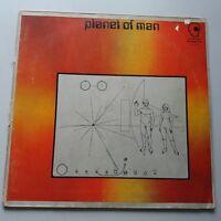 Code III - Planet of Man Vinyl LP German 1st Press 1974 Kraut Prog