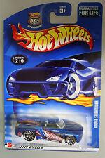 Hot Wheels 1:64 Scale 2002 DODGE SIDEWINDER (BLUE)