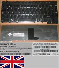 TECLADO QWERTY UK TOSHIBA A300 A305 M300 NSK-TAJ0U MP-06866GB-9204 9J.N9082.J0U