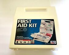 American Medical Association First Aid Kit 184 Pieces All Purpose Level 4 FA-143