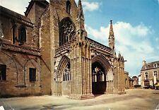 BR54378 Dol de Bretagne porche de la cathedrale france