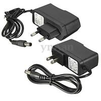 AC 100-240V DC 7.5V 1A 7.5W Switching Power Supply Adapter Charger EU/US Plug