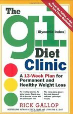 The G.I. Diet Clinic by Rick Gallop