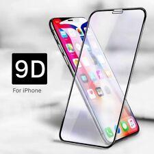 Pellicola VETRO Temperato per Iphone XS / Max /XR / X Curvo Copertura TOTALE 5D
