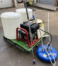 More details for pressure washer surface cleaner turbo nozzle yanmar diesel jet wash business set