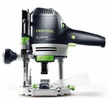 Festool Of1400 EBQ Plunge 1400w Router in Systainer