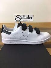 Raf Simons Adidas Stan Smith Comfort Black/White (Size 9.5) LOWEST PRICE