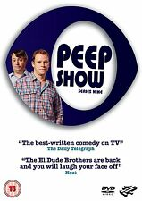 PEEP SHOW  Series 9 (2015) BBC Region 2 PAL DVDs only!!!