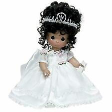 The Doll Maker Precious Moments Dolls, Linda Rick, La Quinceanera, 12 inch doll